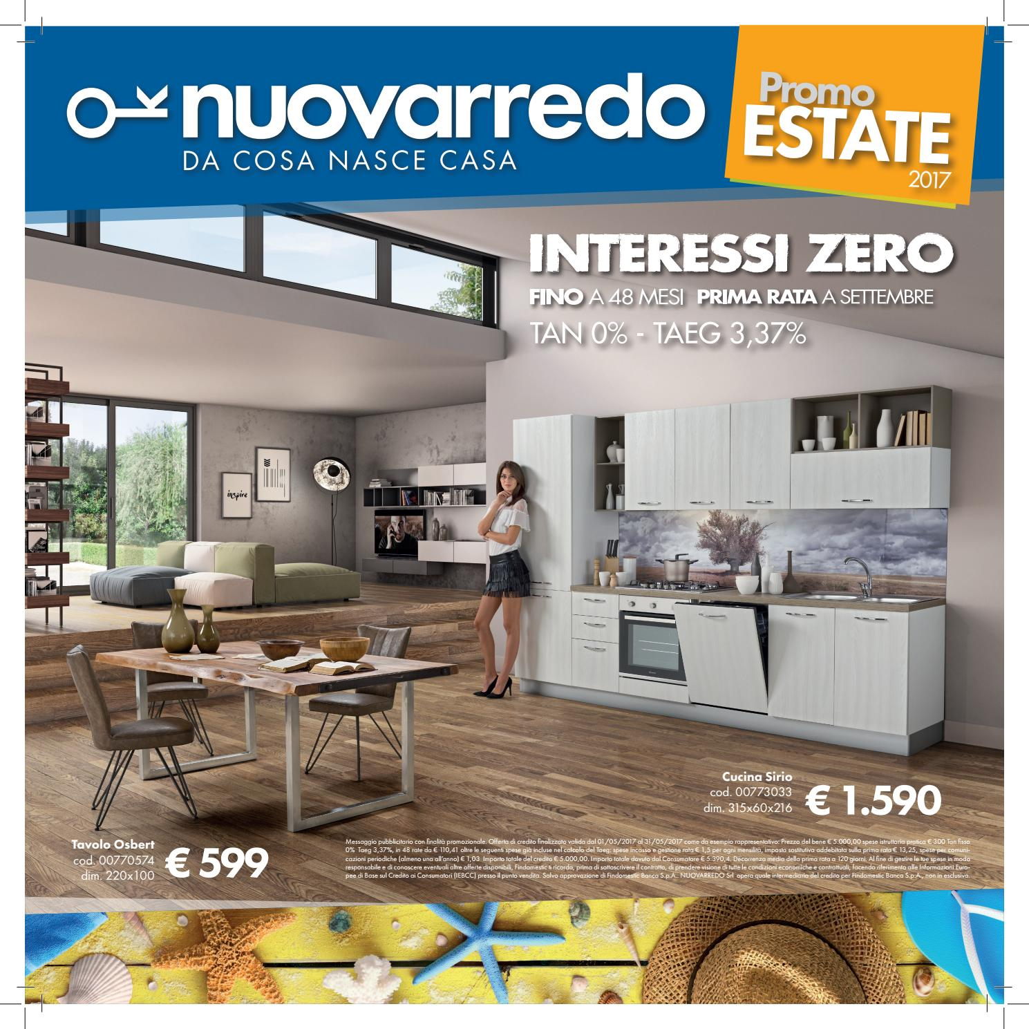 Tabloid Nuovarredo Promo Estate2017 By Nuovarredo Issuu