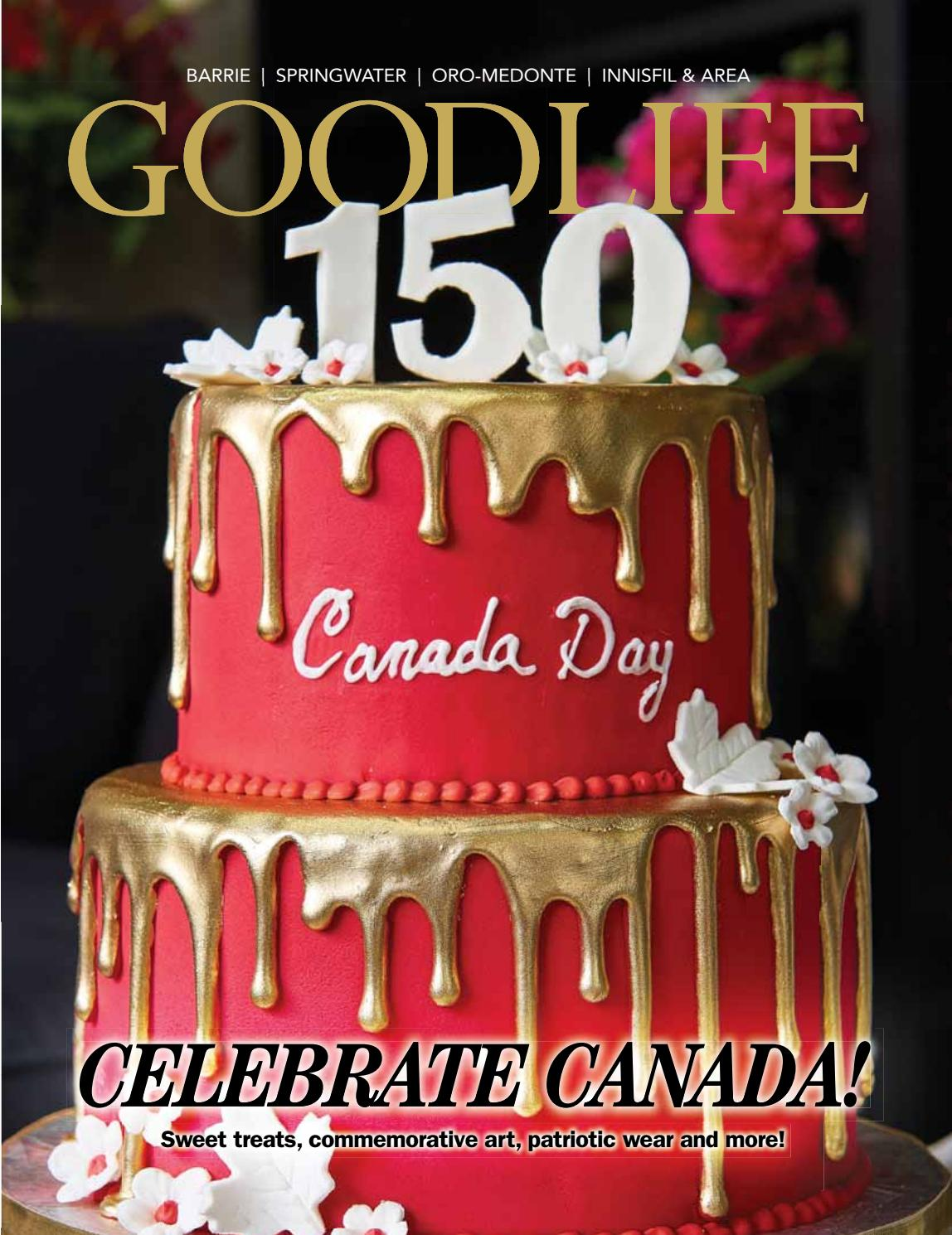 Küchen In U Form Bilder Goodlife Barrie By Goodlife Magazine Simcoe County Issuu