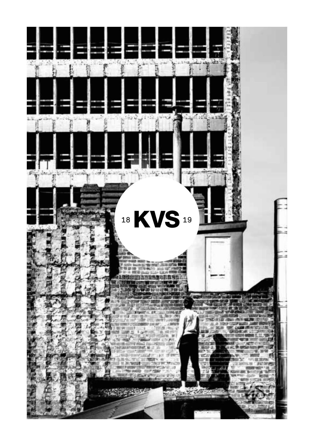 Montage Photo Cadre Multiple Kvs Aanbod 18 19 By Kvs Brussels Issuu