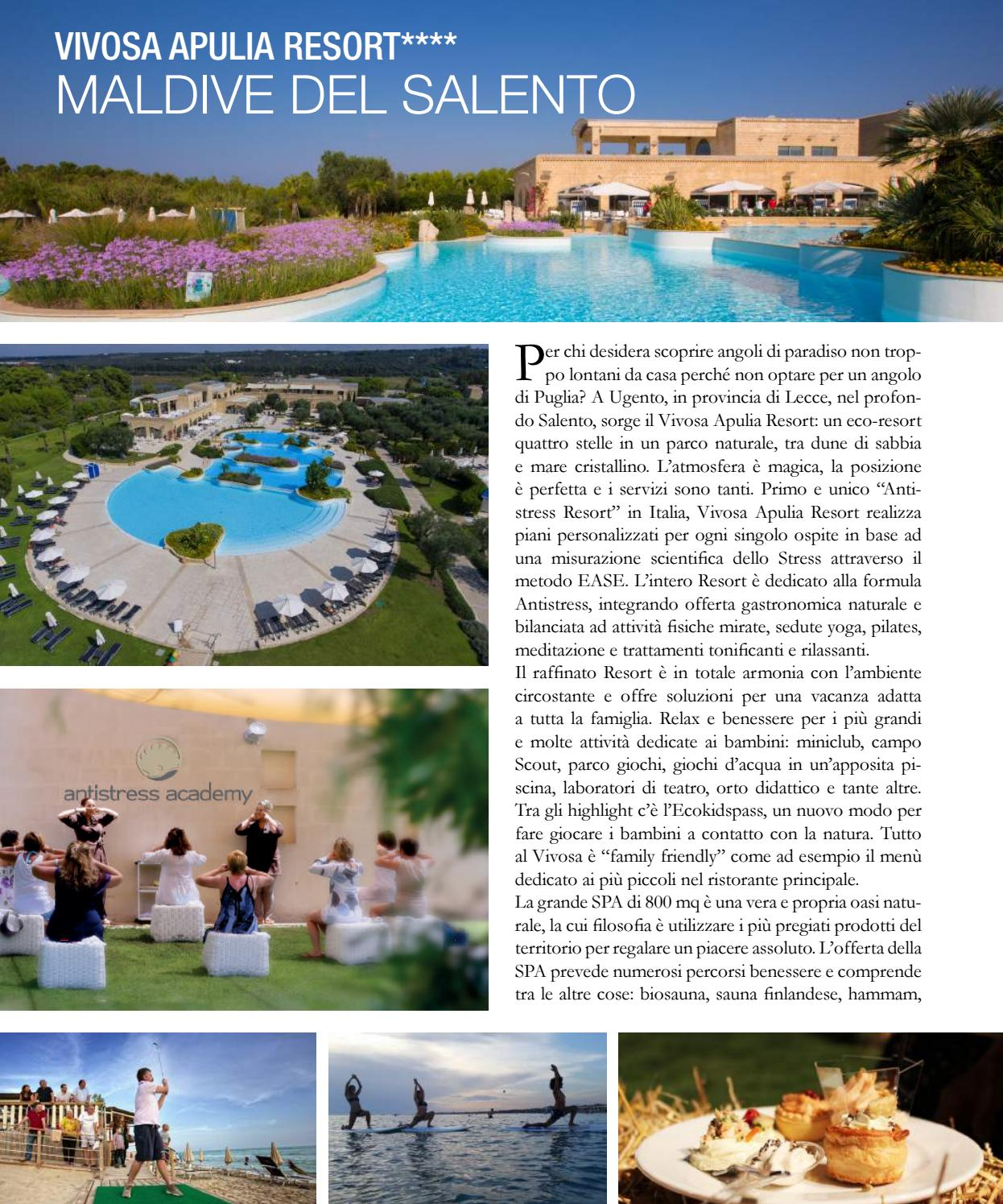 Vacanza Yoga Salento Weekend In 2017 N 3 Completo By Weekend In Auto Issuu