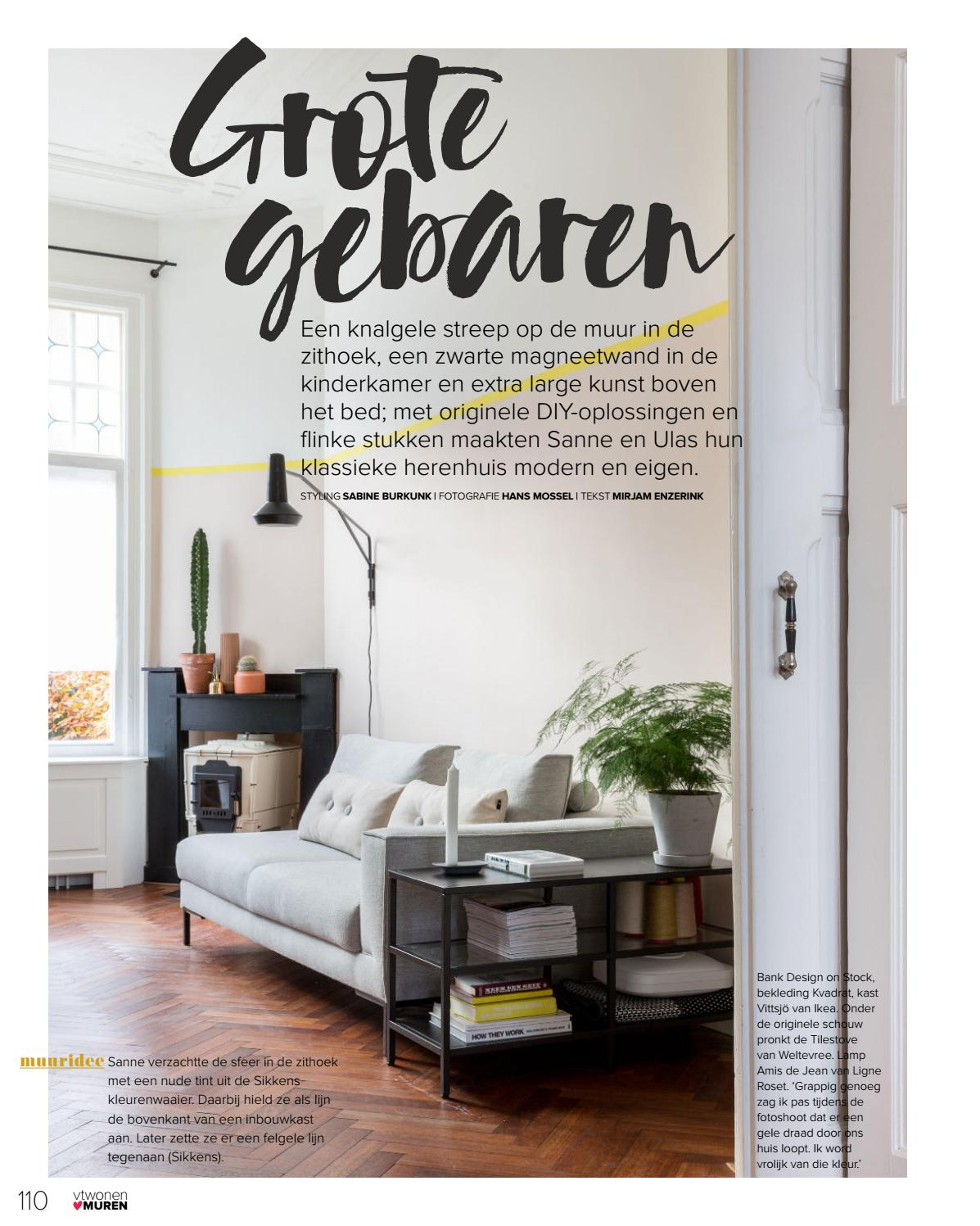 Diy Vtwonen Bank Vtwonen Special Aan De Muur By Home Deco Sanoma Issuu