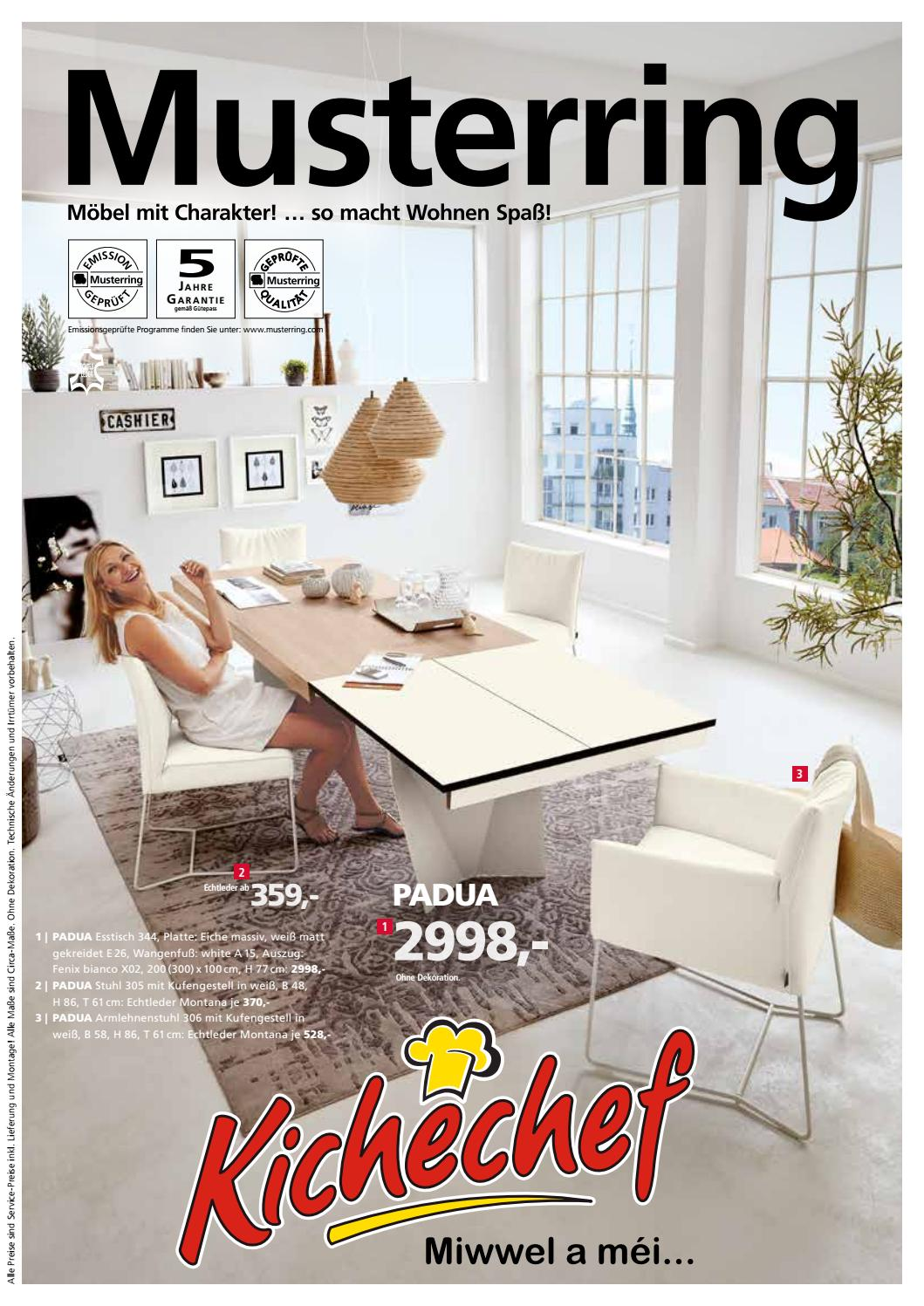 Musterring Q Media Couchtisch Kichechef Musterring By Ip Luxembourg Issuu