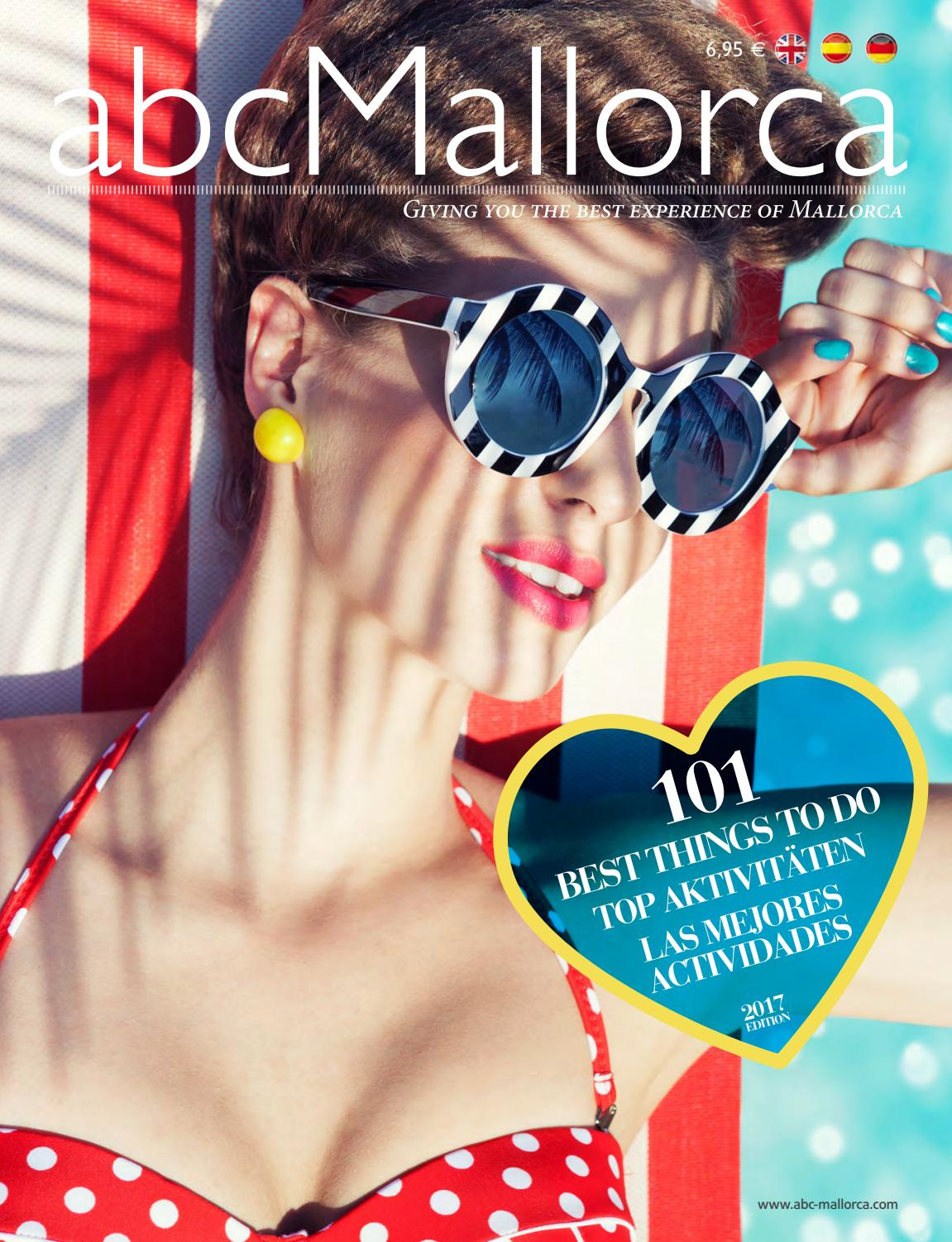 Toptip Liegestuhl Yacer 105th Abcmallorca 101 Mallorca S Best Things To Do Guide 2017 2018
