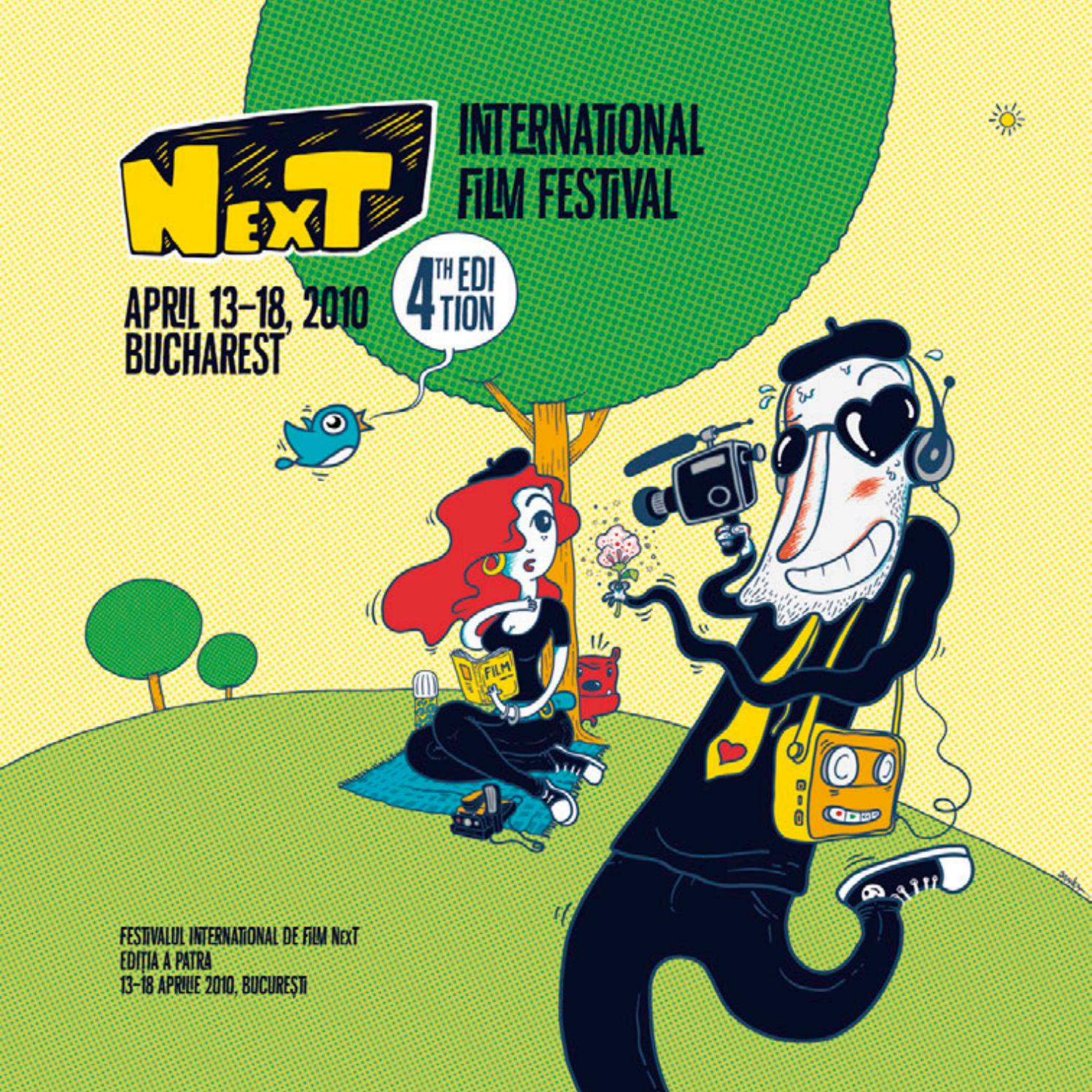 Next Iff 2010 Catalogue By Next International Film Festival Issuu