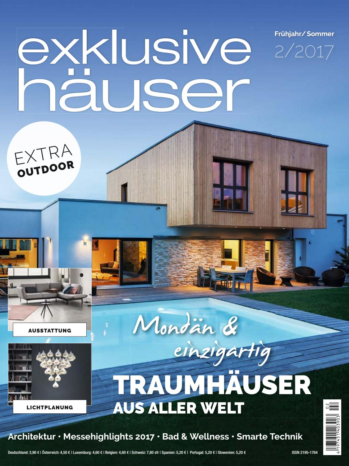Exklusive Häuser 2 2017 By Family Home Verlag Gmbh Issuu