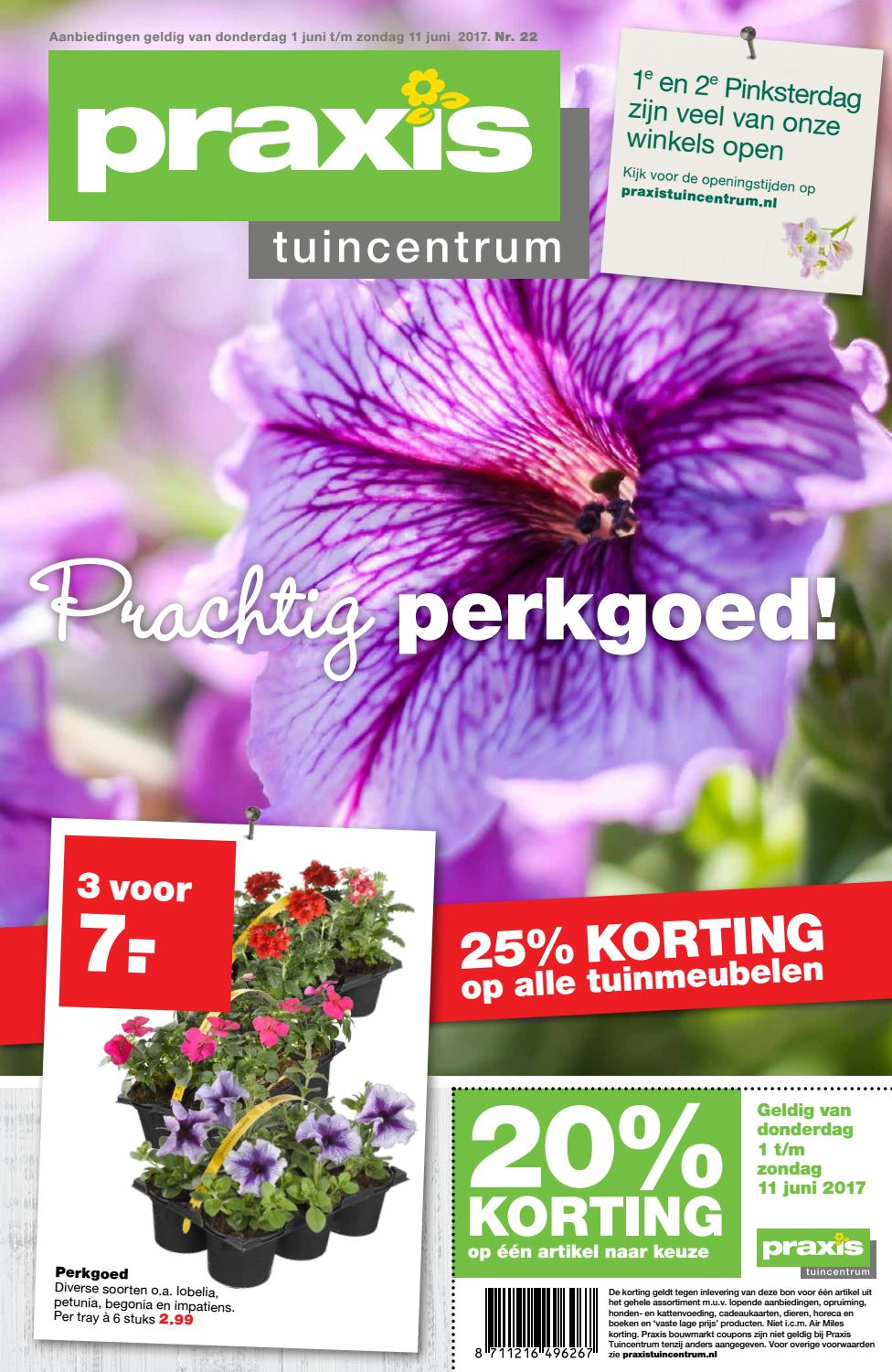 Hortensia Aanbieding Praxis Praxis Tuincentrum Folder Week 22 2017 By Publisher 81 Nl Issuu