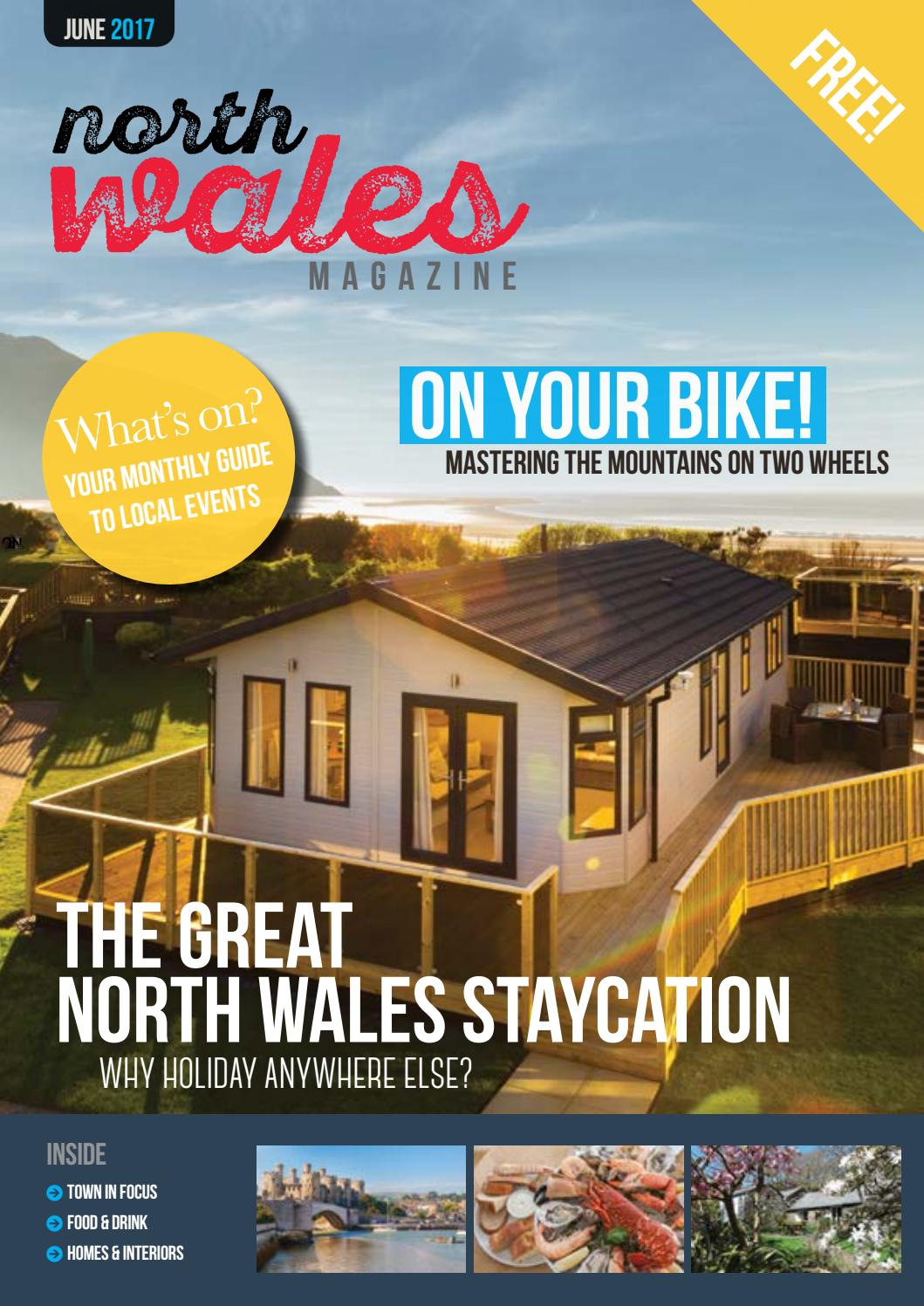 Küchen In U Form Bilder North Wales Magazine June 2017 By North Wales Magazine Issuu