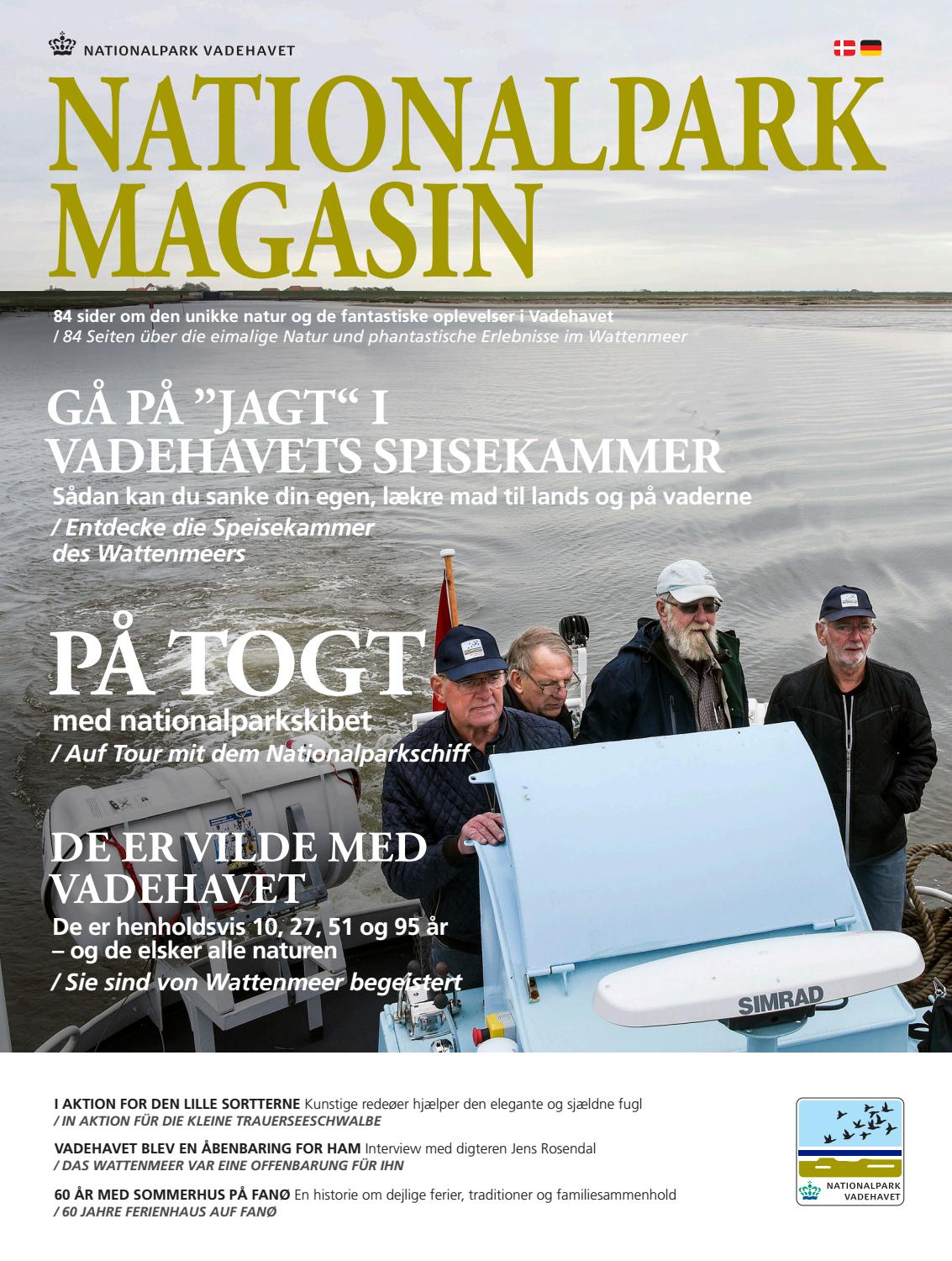 Kaminofen Varde Fanö Nationalparkmagasin Nr 4