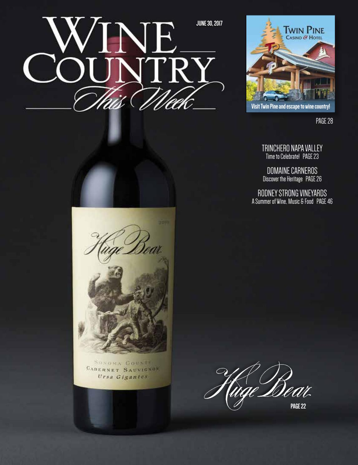 110 Camino Oruga Napa Ca 063017 Swithoutnorcal By Brehm Communications Issuu
