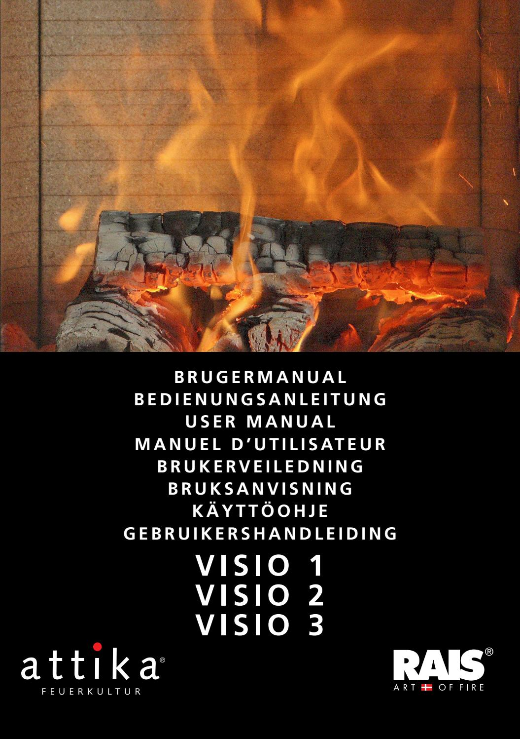 Bis 1.2 Fireplace Manual Rais Visio 1246510 Ver 10 By Rais A S Issuu