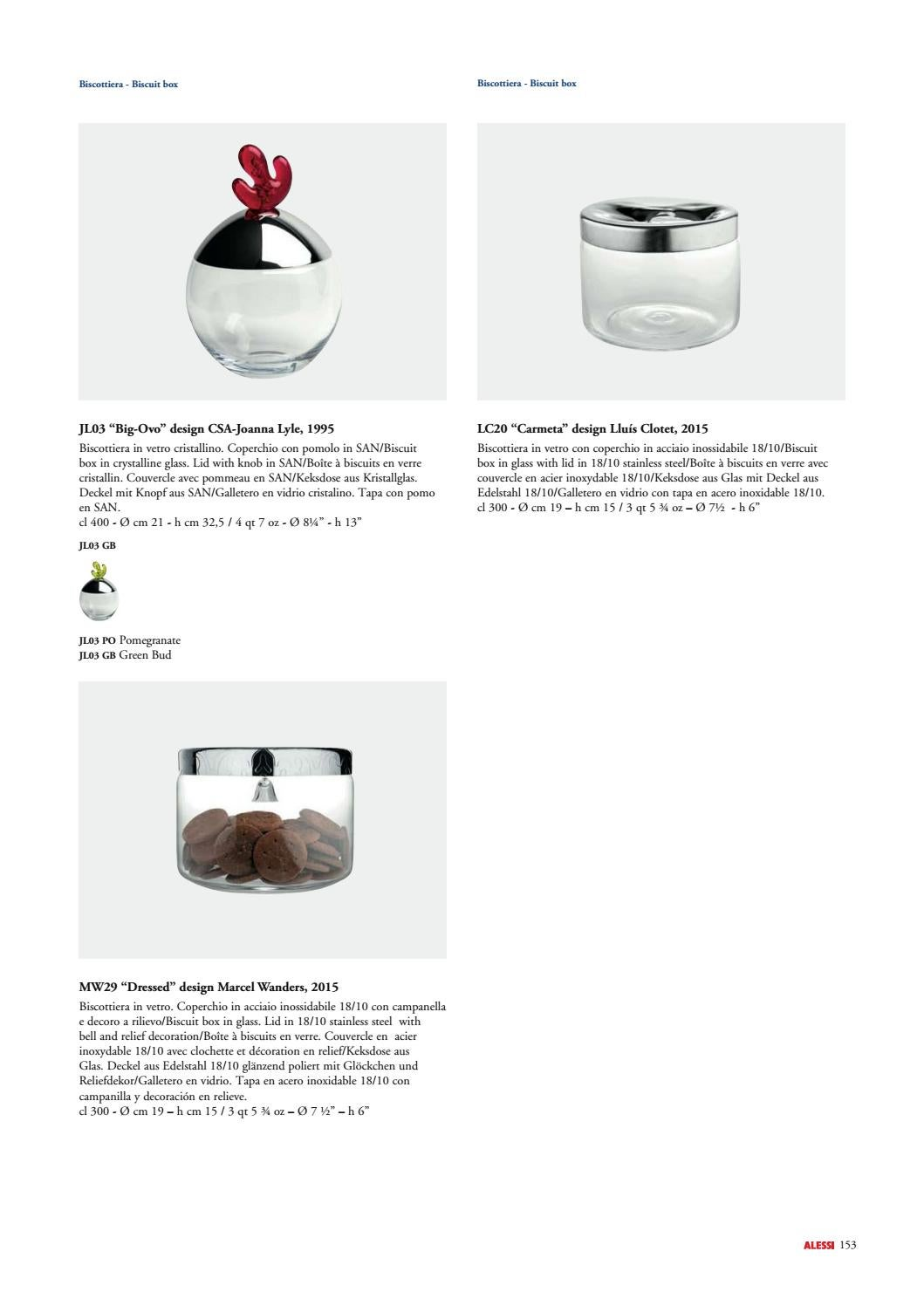 Alessi Catalogue By Alessi S P A Issuu