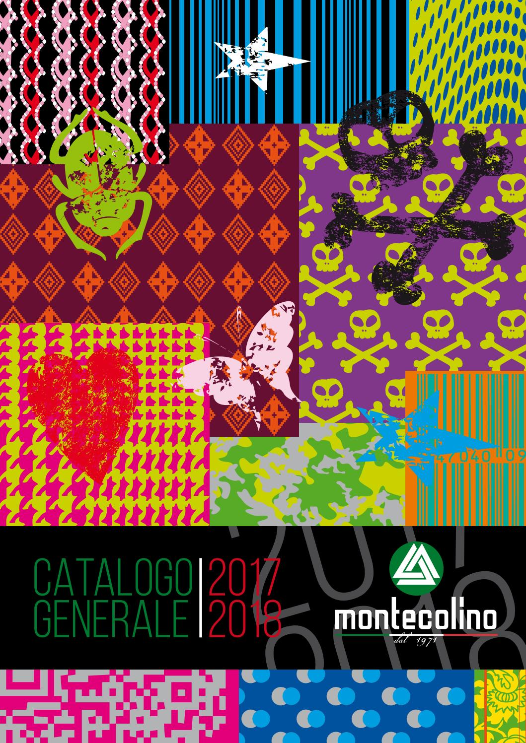 Montecolino Top Deco Catalogo 2017 2018