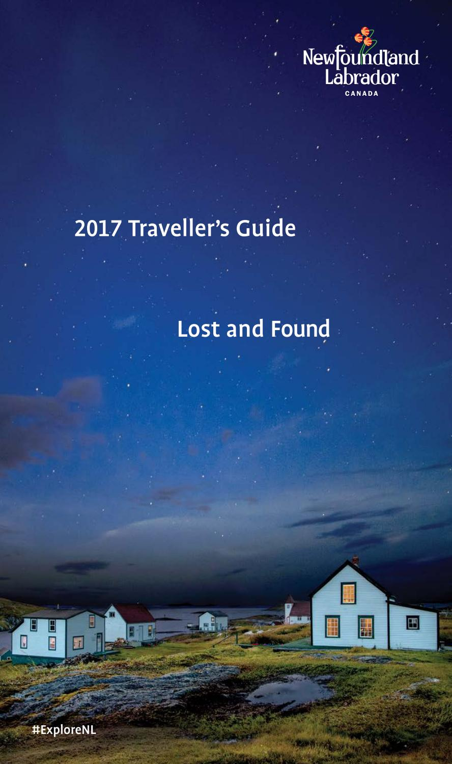 Newfoundland Labrador Traveller S Guide 2017 By Newfoundland And Labrador Tourism Issuu - Garden Furniture Clearance Tickled Trout
