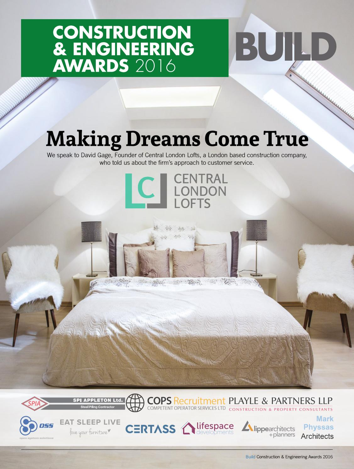 Dreams Beds Northampton Build 2016 Construction Engineering Awards