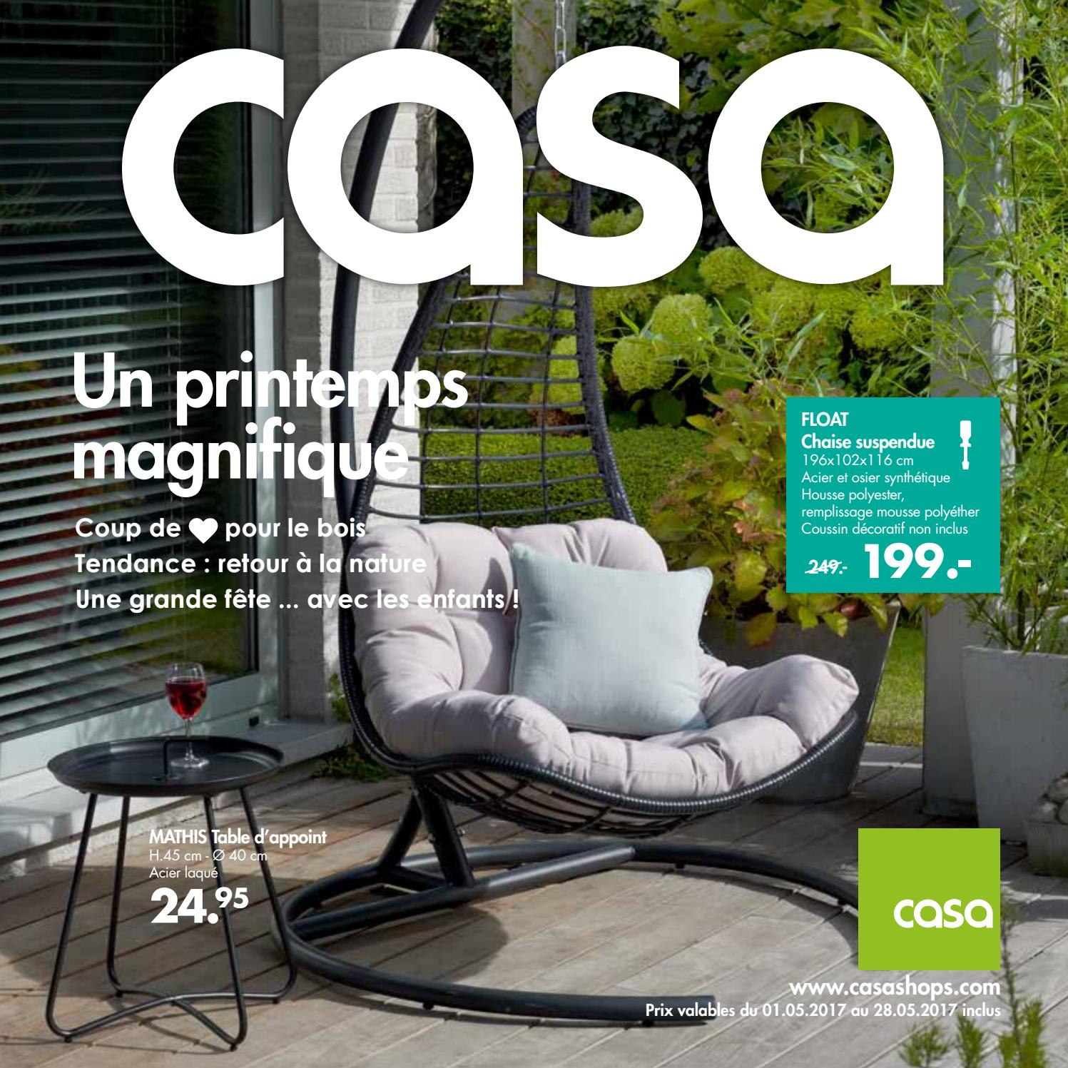 Coussin Exterieur Casa Casa Nl By Profacts Issuu