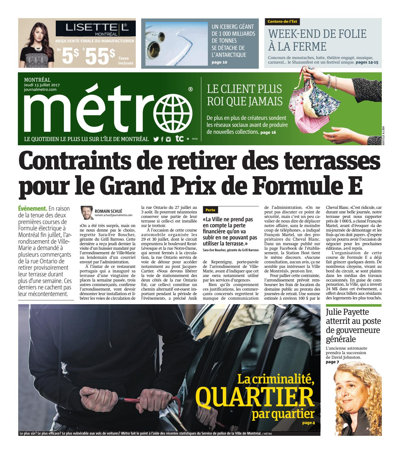 Montreal 13 07 2017 By Metro Canada Issuu