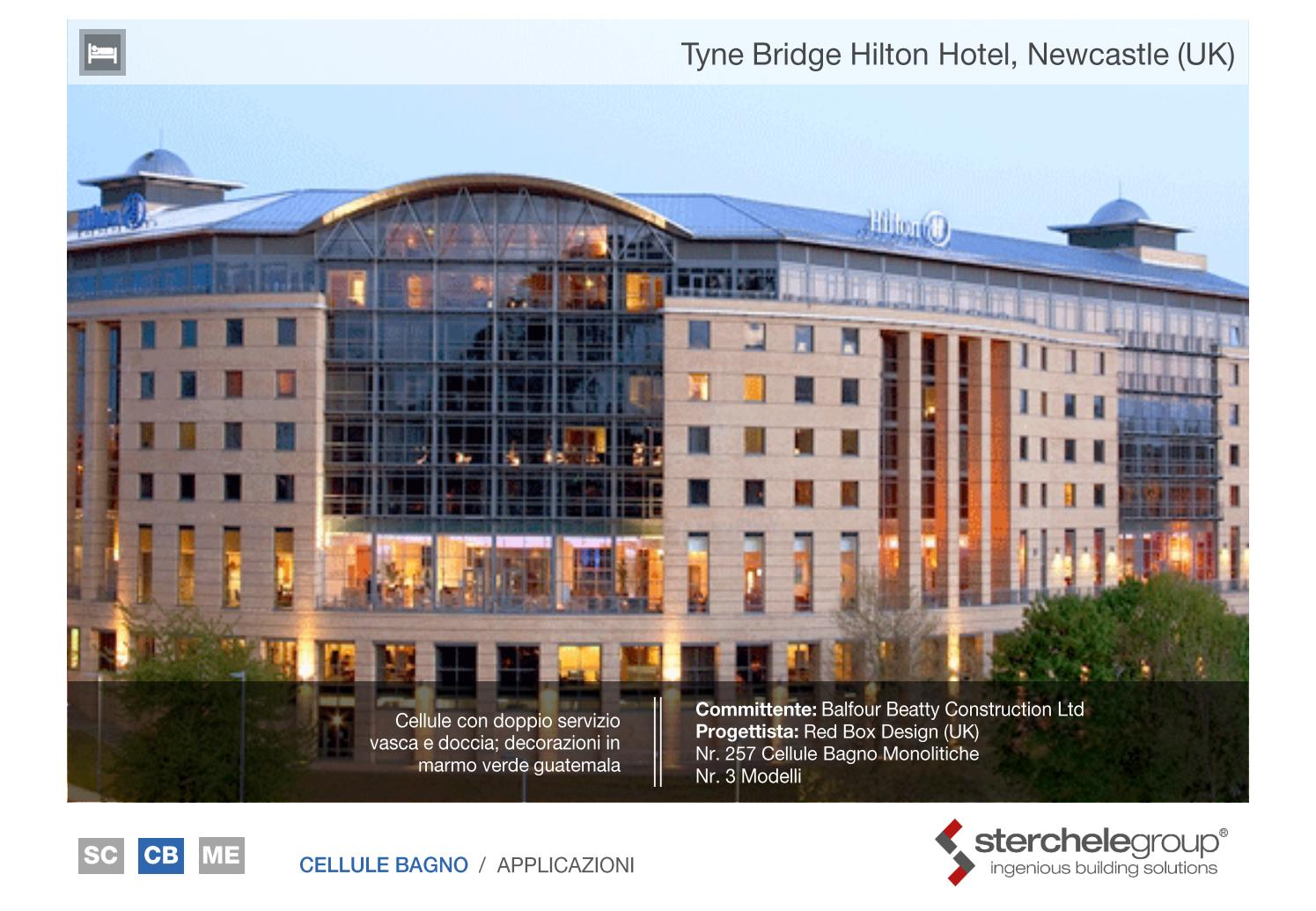 Bagno Design Guatemala Tyne Bridge Hilton Hotel Newcastle Uk By Sterchelegroup Issuu