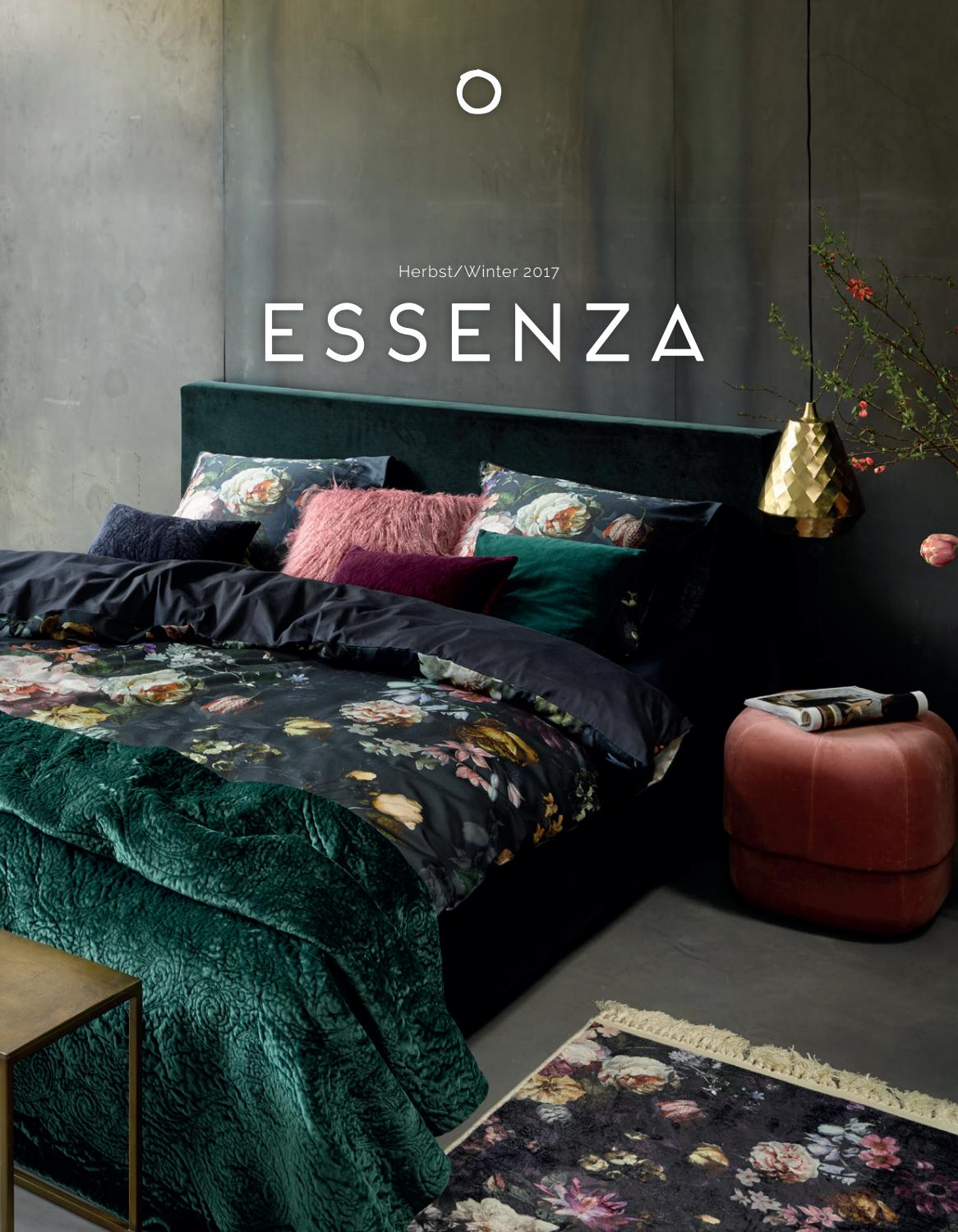 Essenza Fall Winter 2017 Bett Bad Kataloge By Essenza Home Issuu