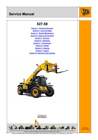Jcb Forklift Wiring Diagram 1996 Crown Forklift Wiring Diagram