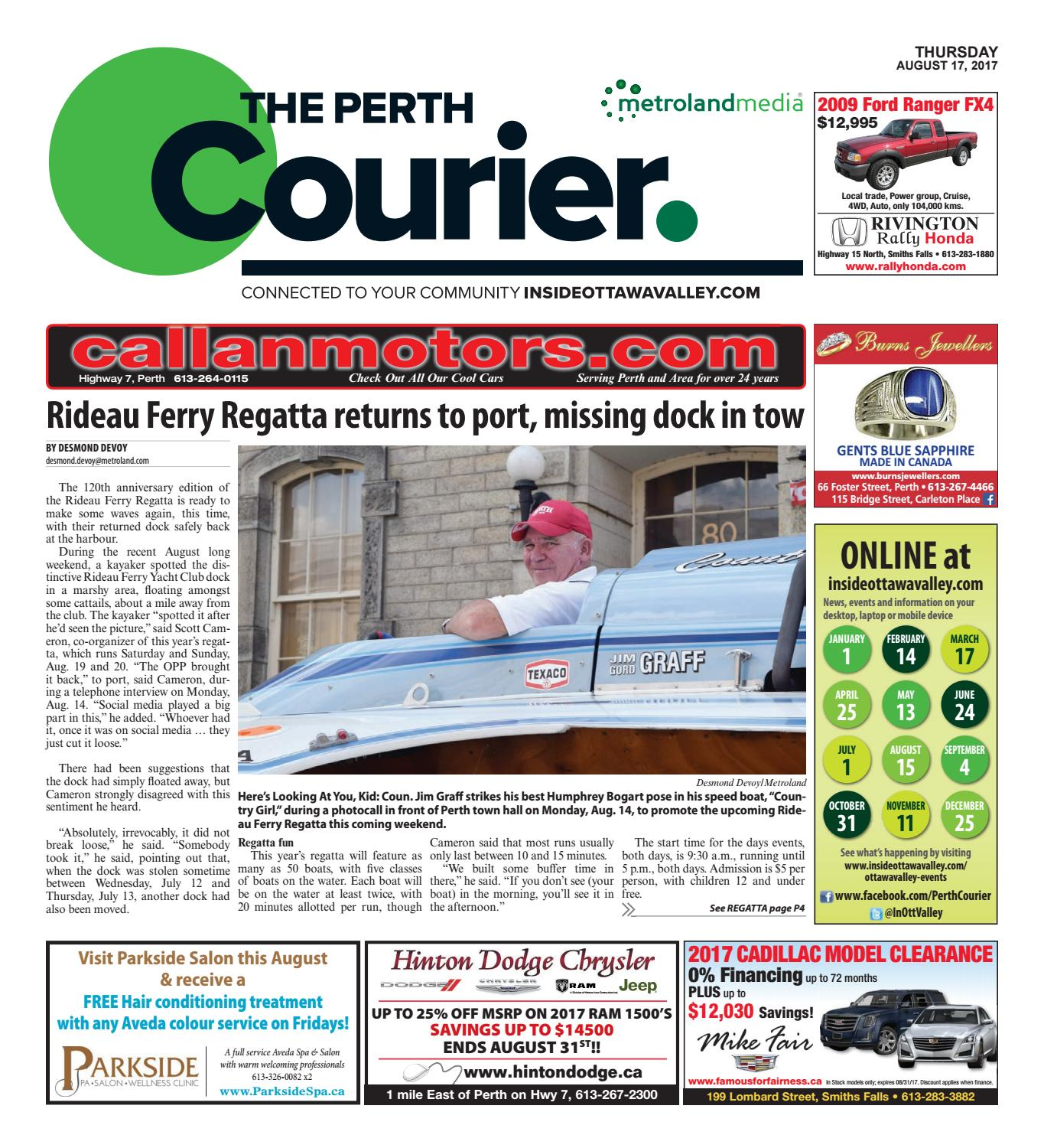 Umbrella Stroller Kijiji Mississauga Perth081717 By Metroland East The Perth Courier Issuu