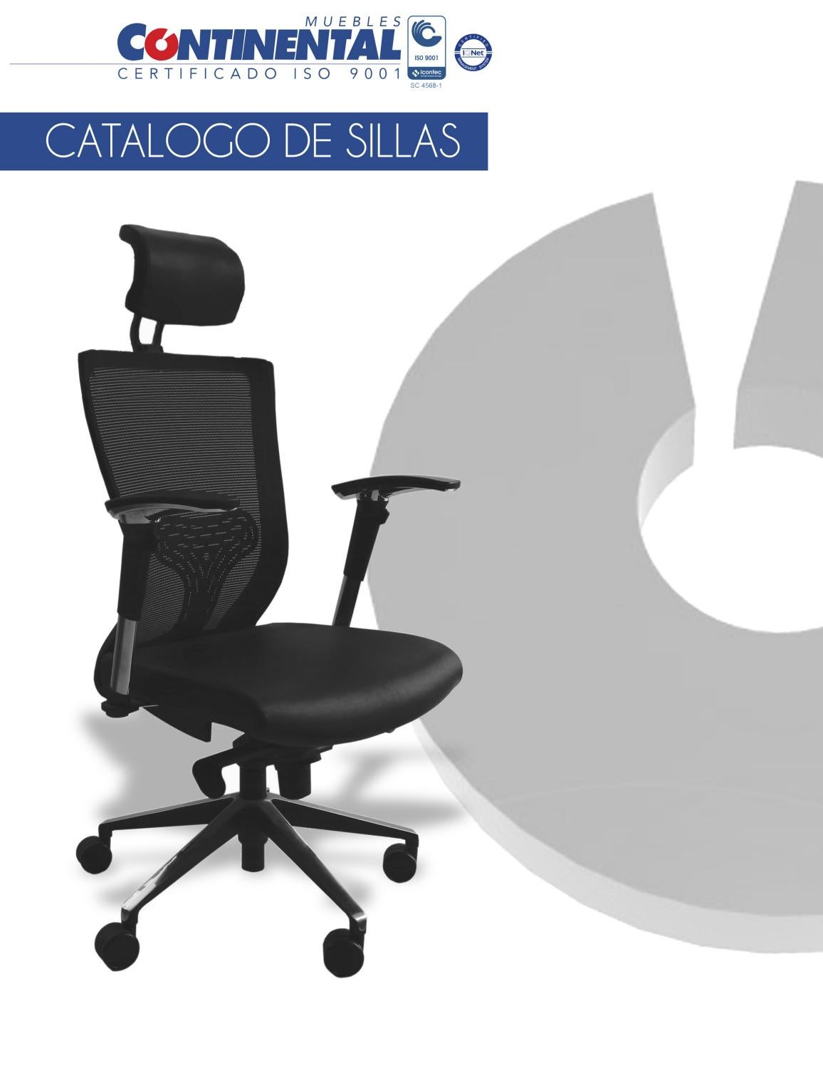 Catalogo De Sillas Catálogo De Sillas Importadas By Muebles Continental Issuu