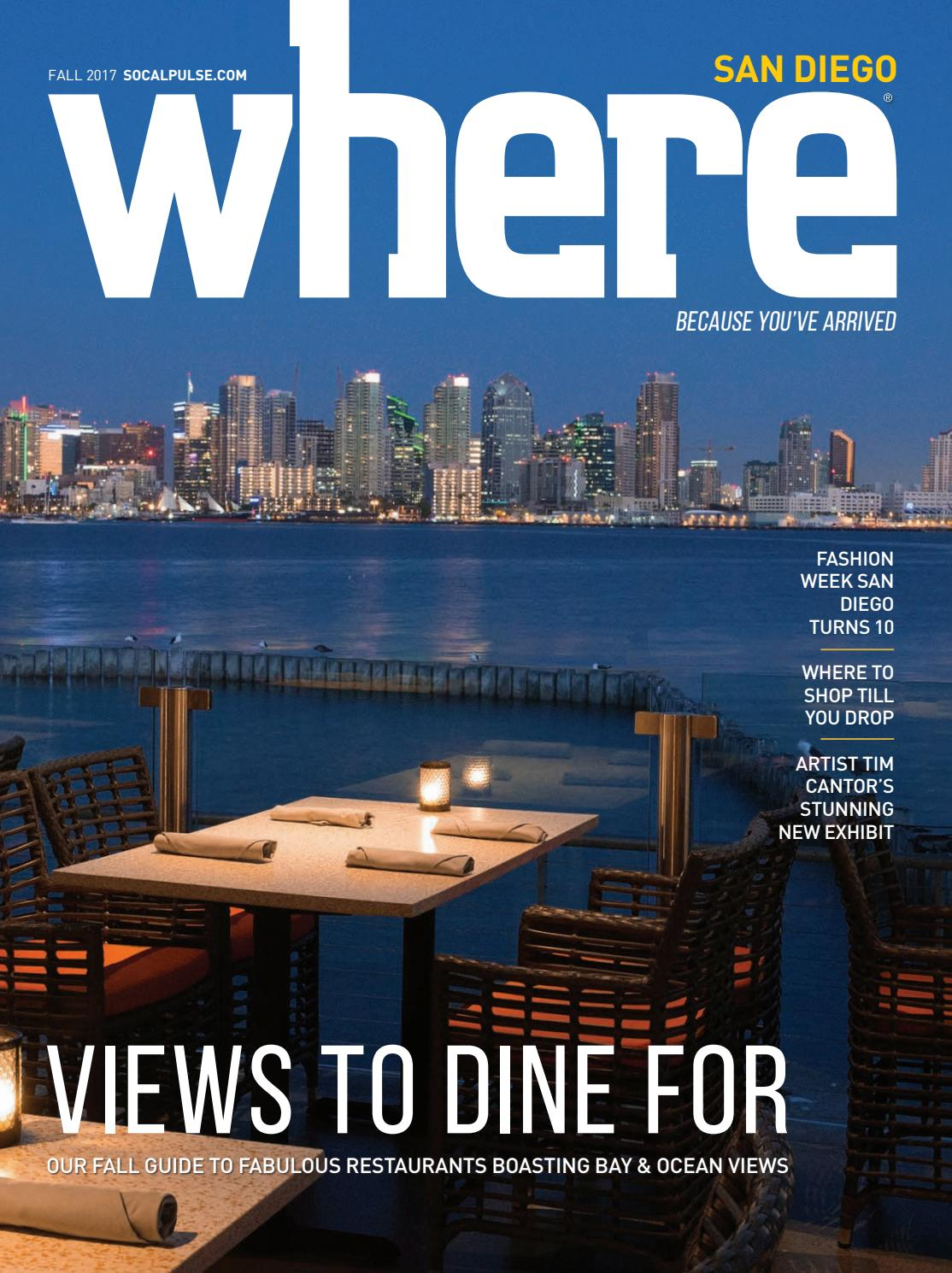 Vigilucci's Cucina Italiana Encinitas Where San Diego Magazine Fall 2017 By Socalmedia Issuu