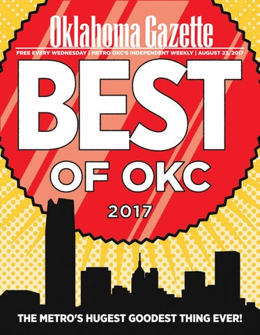 Best of OKC 2017 by OKGazette - issuu - best of blueprint with four bases crossword clue