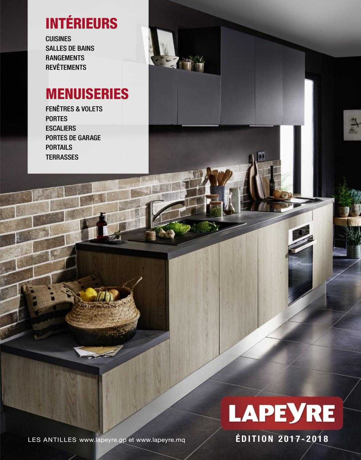 Magasin Lapeyre Store Banne Lapeyre Antilles Catalogue 2017 2018 By Momentum Média Issuu