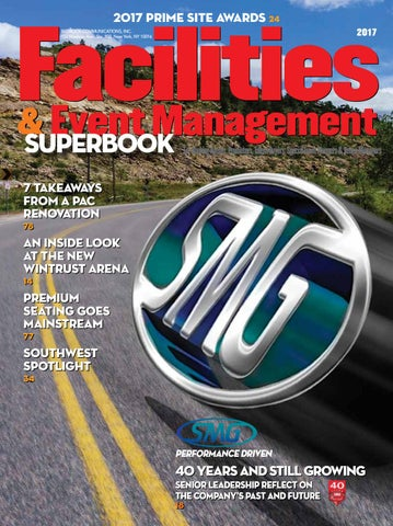 2017 Facilities  Event Management SuperBook by Facilities Media