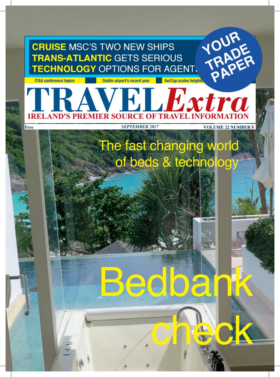 Bedbanken Outlet Travel Extra Sept 2017 By Travel Extra Issuu
