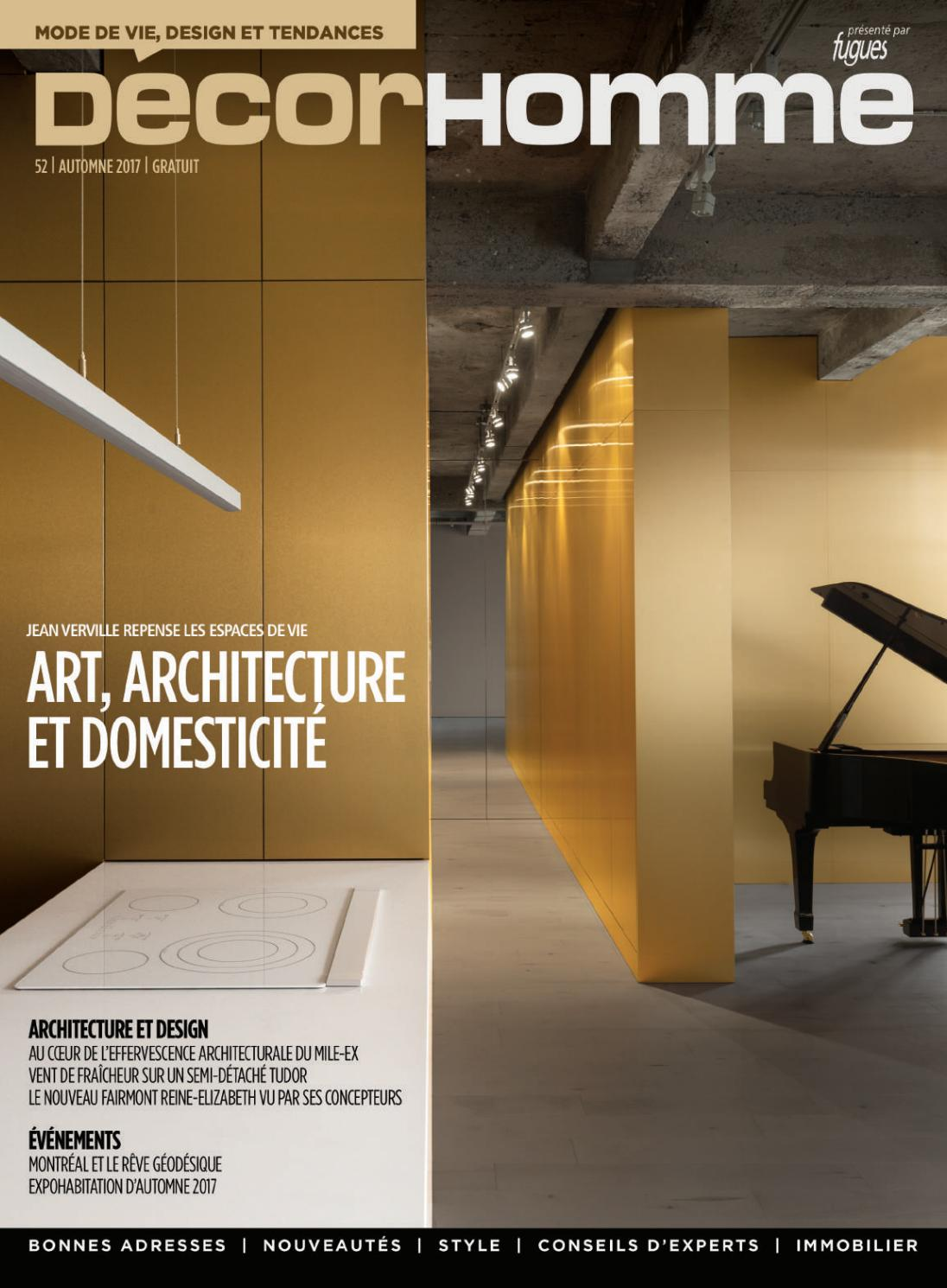 Decorhomme 52 By Fugues Décorhomme Guide Arc En Ciel Et Zip Le Groupe Hom Issuu