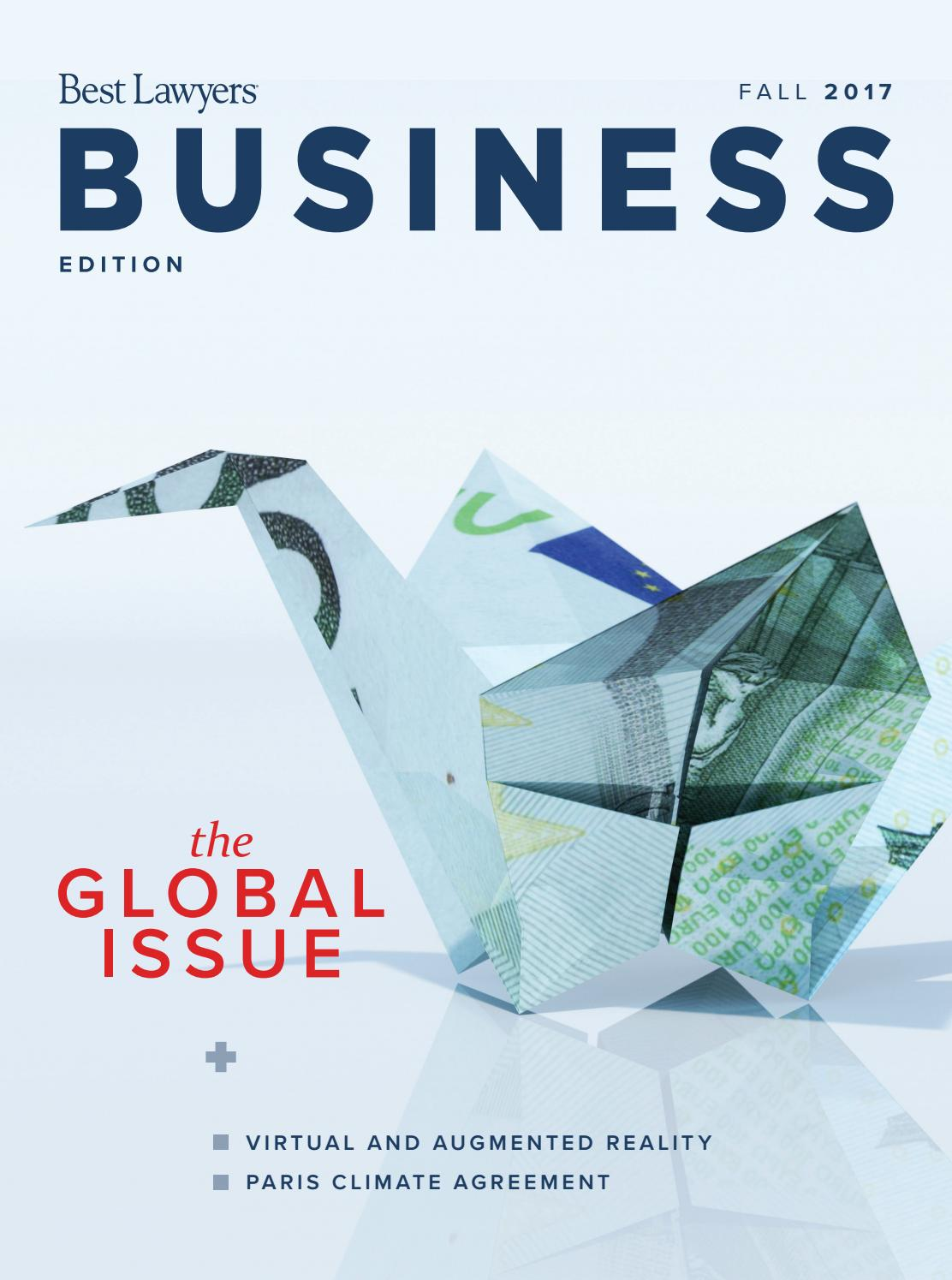 La Cucina Catering Britt Wetzel Best Lawyers Global Business Edition 2017 By Best Lawyers Issuu