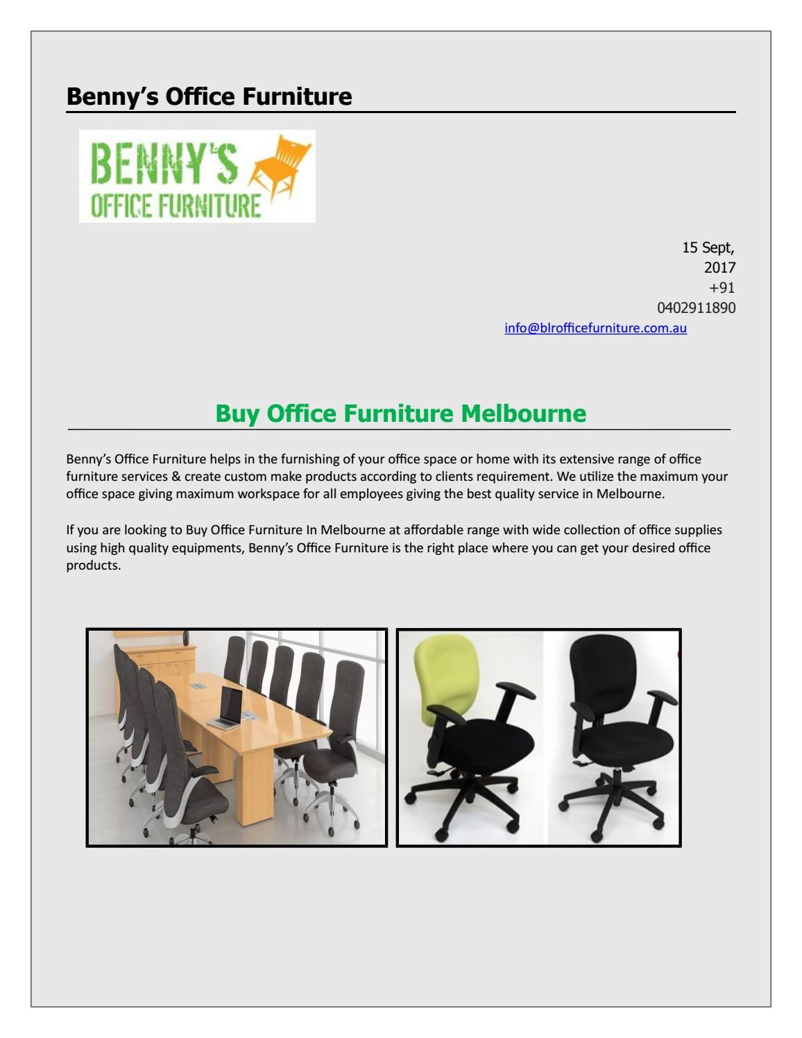 Buy Furniture Melbourne Buy Cheapest Office Furniture Melbourne By Benny 39s Office