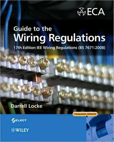 17th edition IEE wiring regulations by Kanaga Gnana - issuu