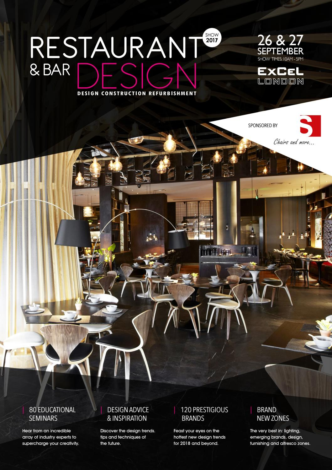 Restaurant Oriental Montpellier Restaurant And Bar Design 2017 Show Guide