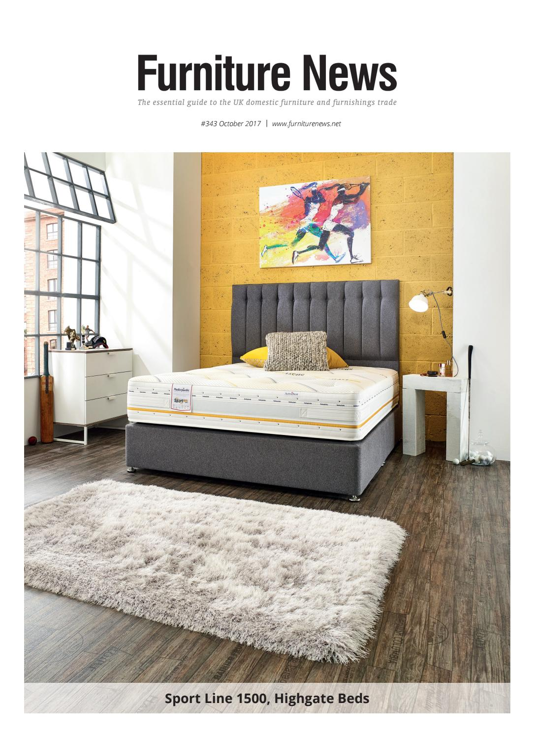 Interio Sofa Harrison Furniture News 343 By Gearing Media Group Ltd Issuu