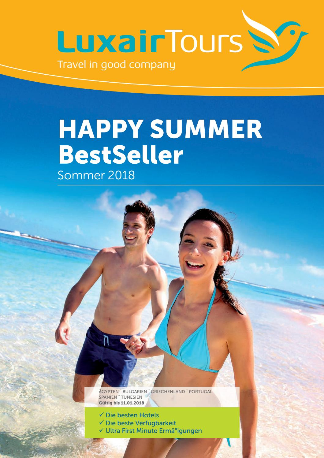Beste Sofabetten 2018 Holidays Luxairtours Happy Summer Bestseller Sommer 2018 By Wltt S A Issuu