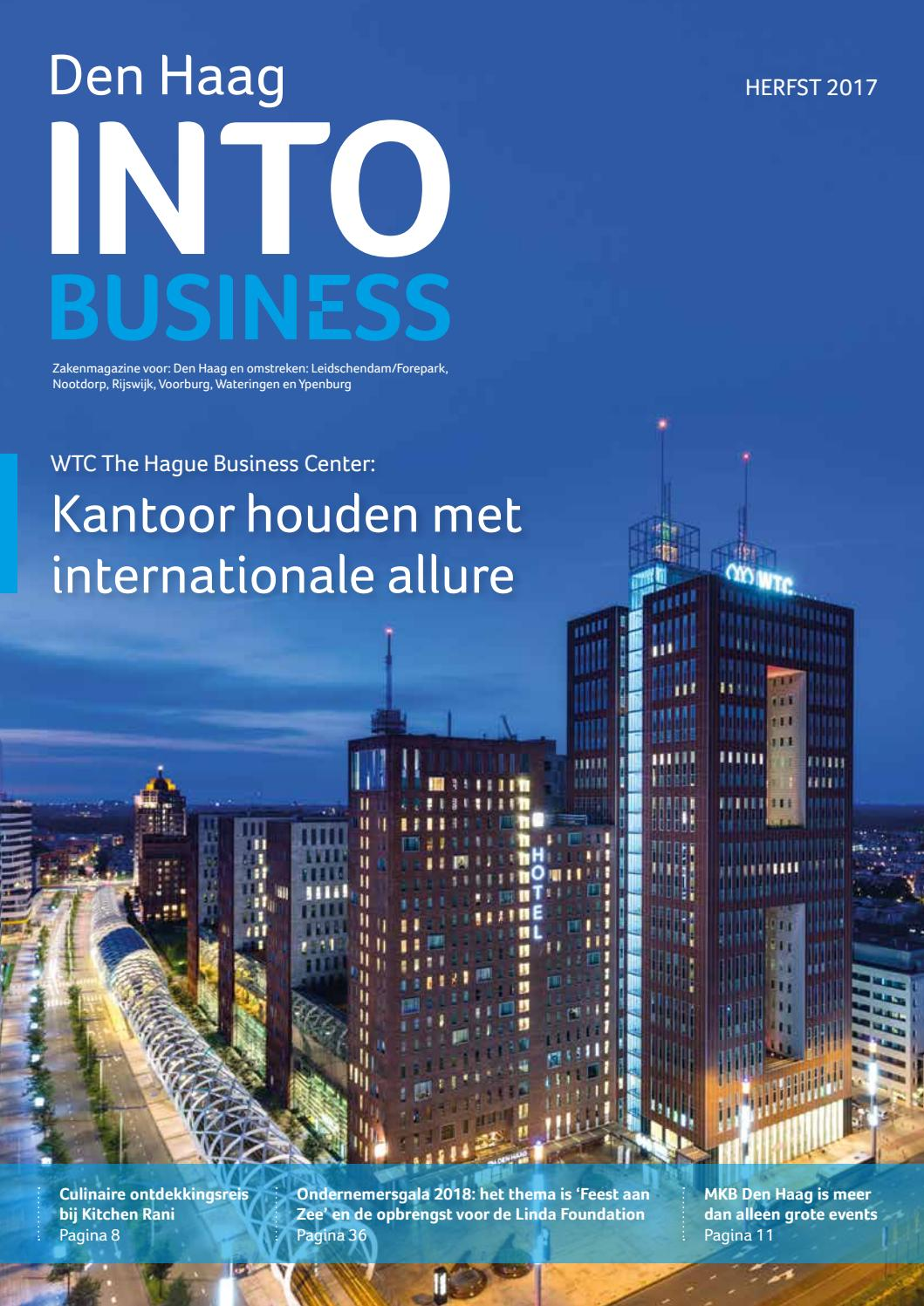 Keuken Centrum Ypenburg Den Haag Into Business Herfst 2017