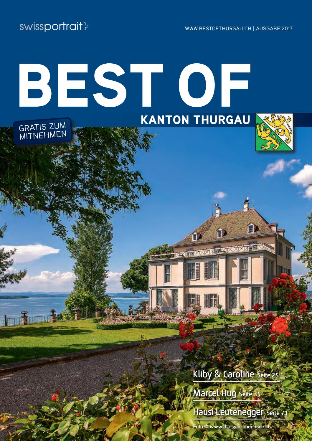 Rustikale Möbel Egnach Best Of Thurgau 2017 2018 By Miplan Ag Issuu