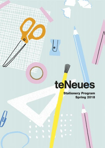 teNeues Stationery Spring 2018 by teNeues Publishing - issuu