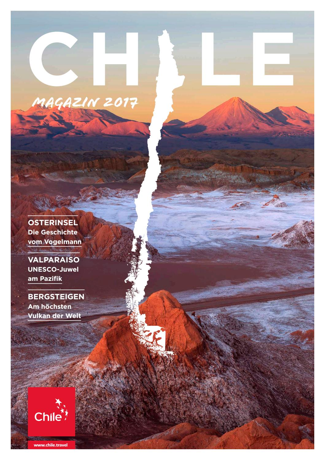 Chilenische Küche Wien Chile Magazin 2017 By 7o7 Marketing - Issuu
