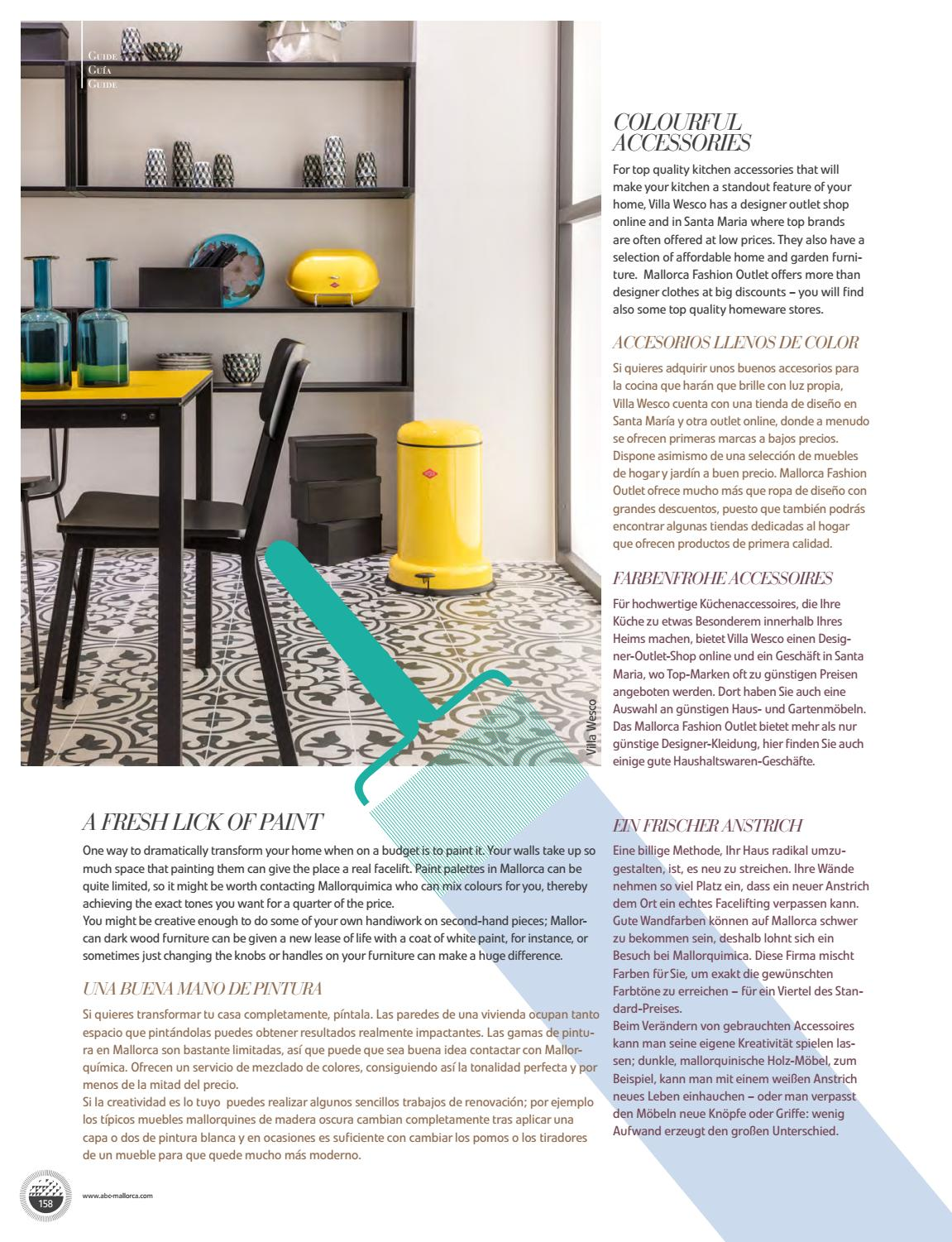 Home Accessoires Online Shop 110th Abcmallorca Home Décor Edition By Abcmallorca Issuu