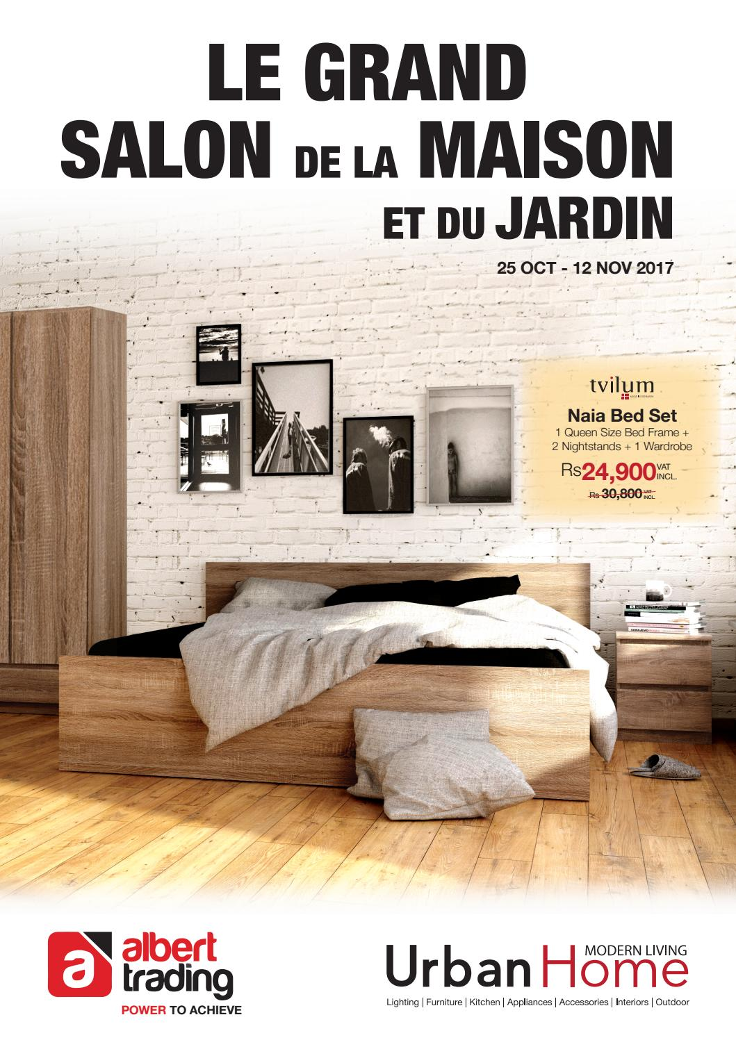Salon De Jardin Urban | Urban Concept Mobilier De Jardin