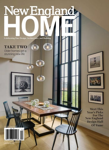 New England Home November December 2017 by New England Home Magazine