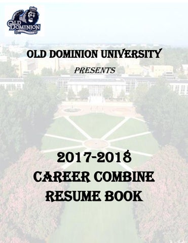 2017 Resume Book by Career Planning  Resources at Scripps College