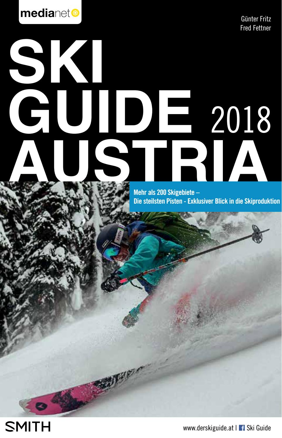 Ski Guide Austria 2018 By Medianet Issuu
