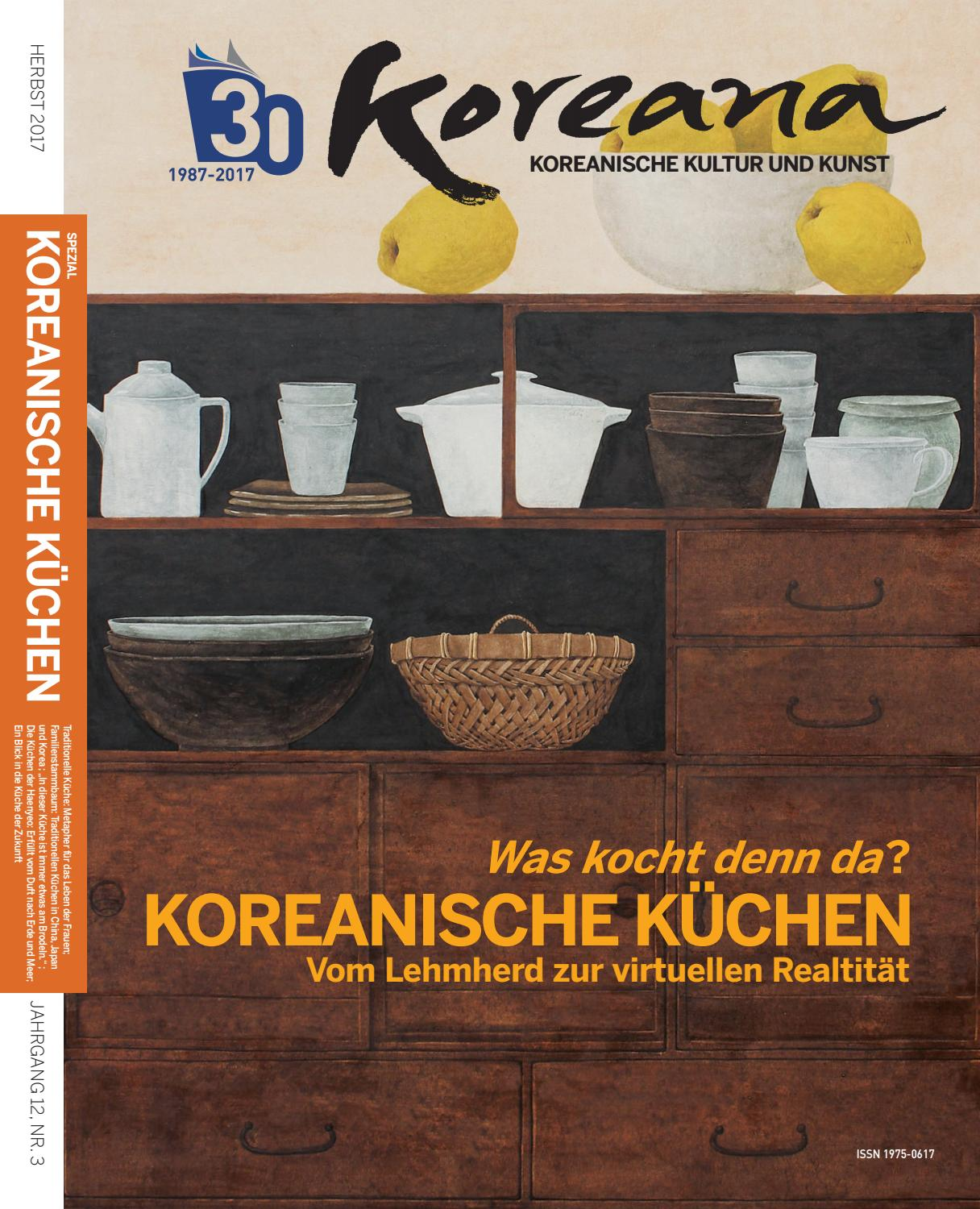 Koreana Autumn 2017 German By The Korea Foundation Issuu