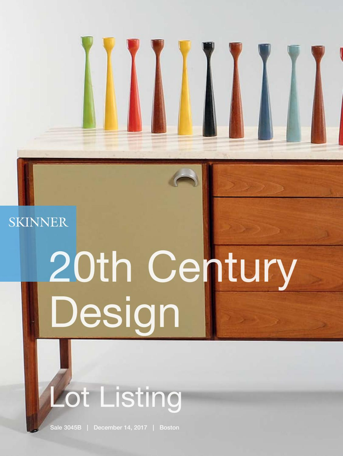 Sedie Frau Liz B 20th Century Design By Skinner Inc Issuu