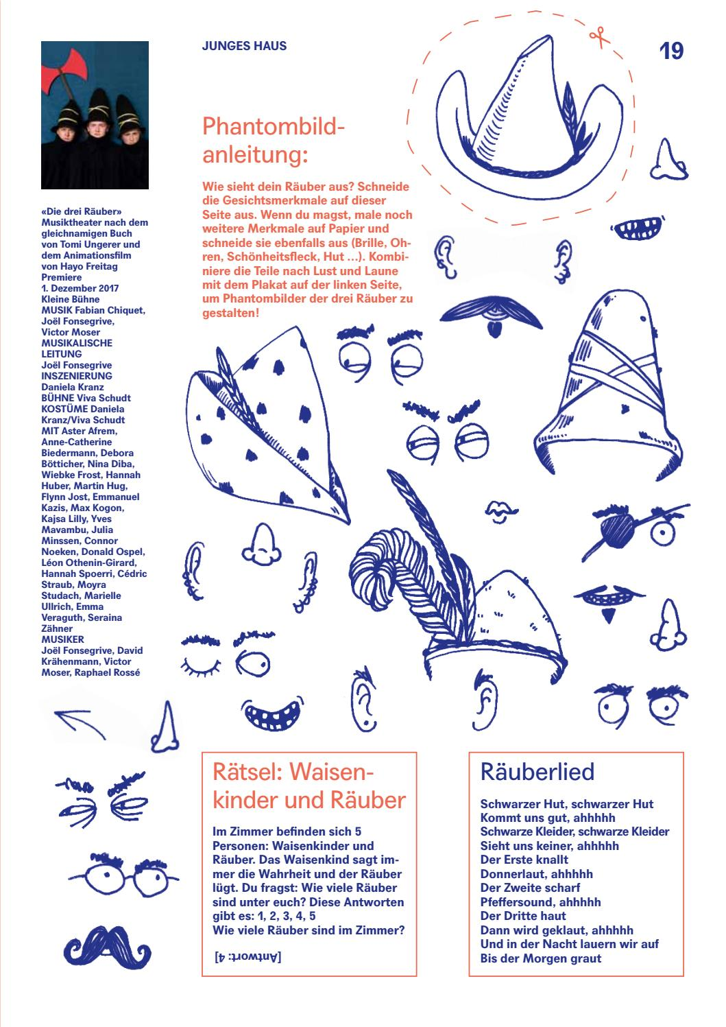 Theaterjournal 8 By Theater Basel Issuu