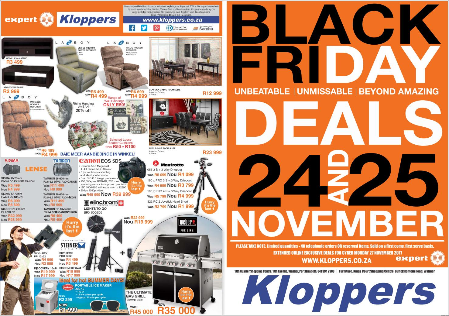Black Friday In Germany Kloppers Black Friday Deals 1 By Pe Express Issuu